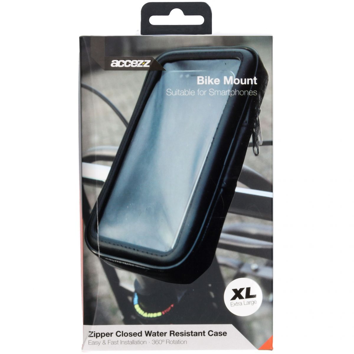 accezz bike holder water resistant extra large
