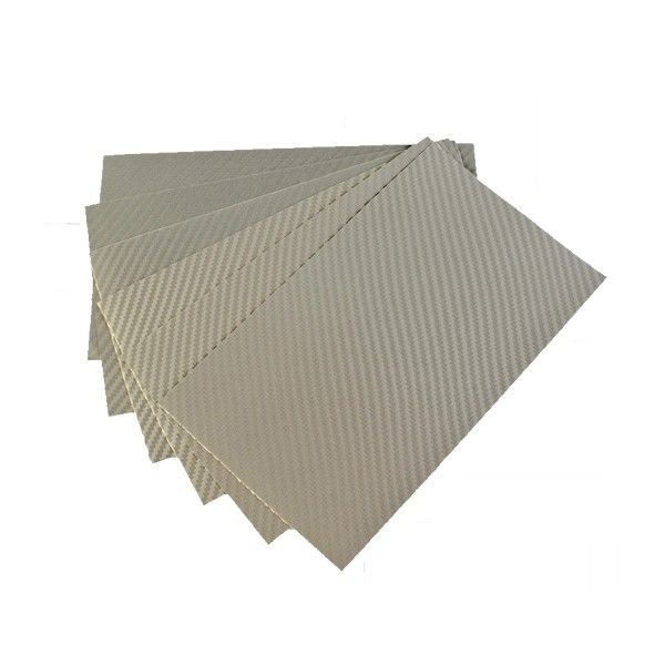 clearplex carbon fiber film 78 inch silver 10 pcs