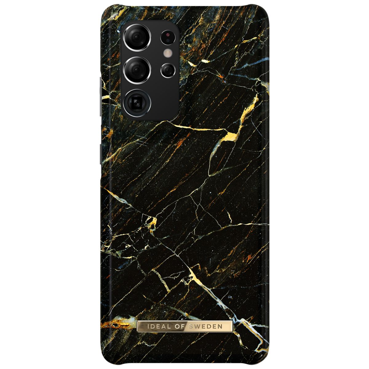 ideal fashion case port laurent marble samsung galaxy s21 ultra