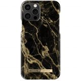 iDeal of Sweden Fashion Case Golden Smoke Marble iPhone 12 (Pro)