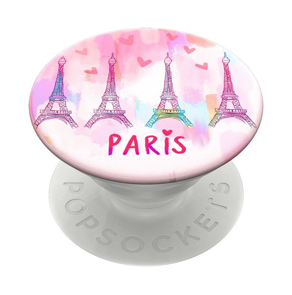 popsockets popgrip paris love