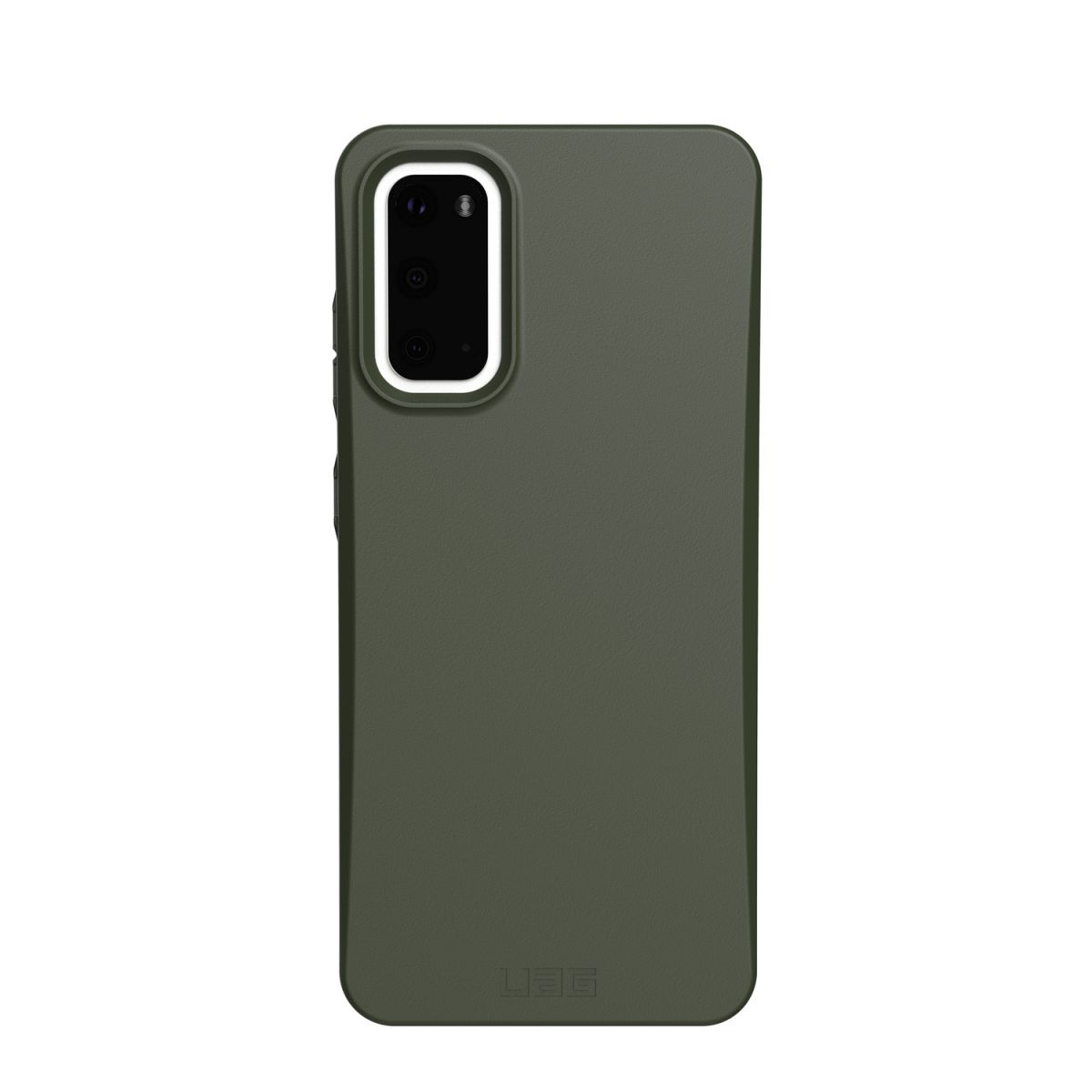 uag hard case galaxy s20 outback olive