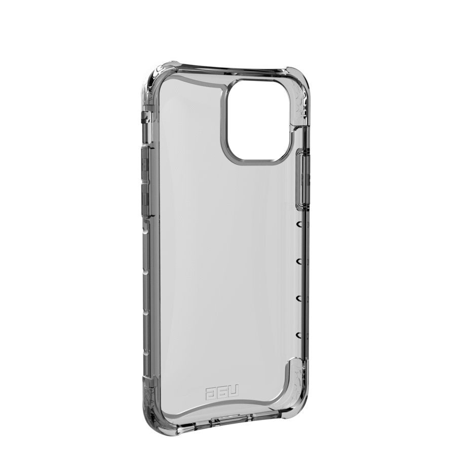 uag hard case iphone 11 pro plyo ash clear