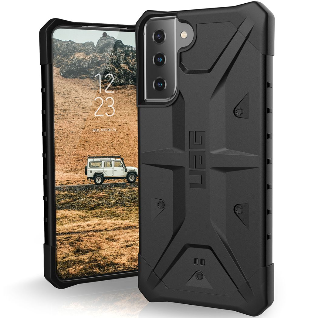 uag hardcase samsung galaxy s21 plus pathfinder black