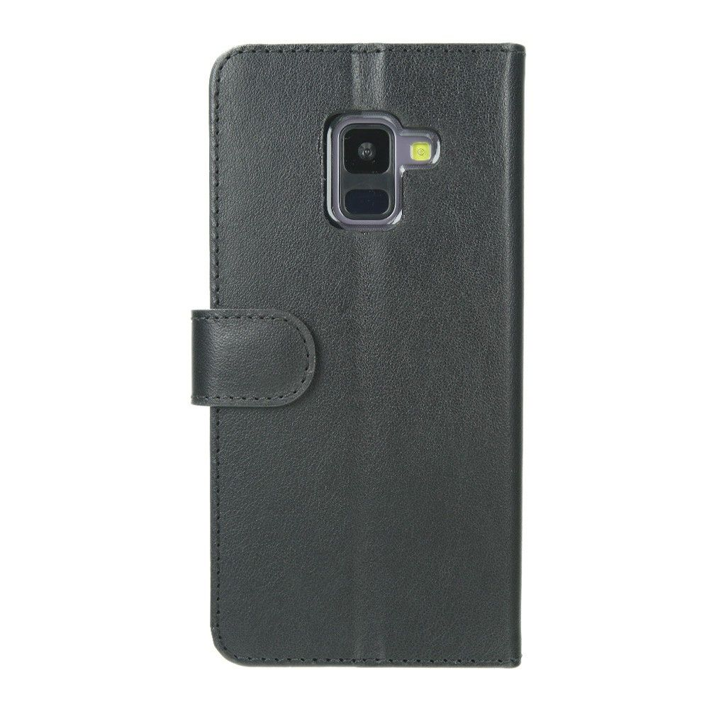 valenta booklet classic luxe black galaxy a8 2018