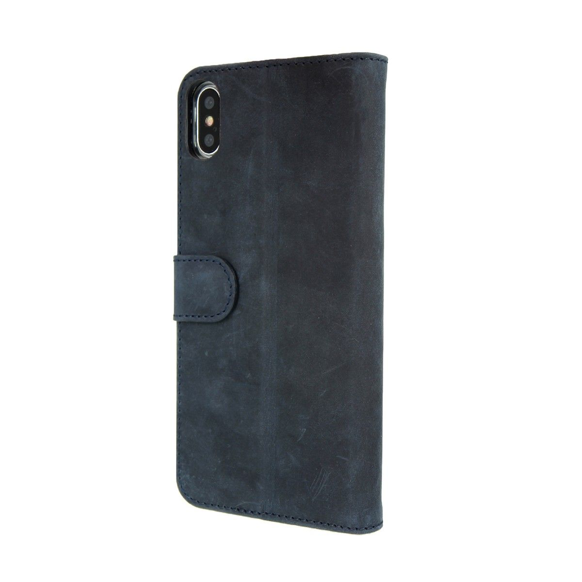 valenta booklet classic luxe vintage blue iphone xs max